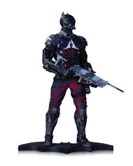 Batman Arkham Knight Arkham Knight Statue | Dark Knight DC | Opened | MAY150285