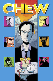 Chew Smorgasbord Edition HC Vol 02 (Mature Readers) -- MAY150464