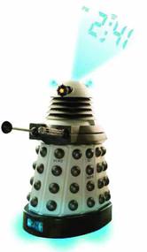 Doctor Who Dalek Projector Alarm Clock -- APR121823