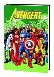Avengers By Busiek And Perez Omnibus HC Vol 02 -- MAY150812