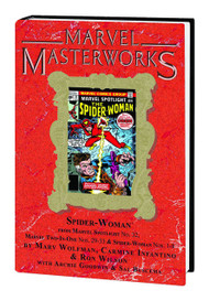 Marvel Masterworks MMW Spider-Woman HC Vol 01 Dm Variant -- MAY150815