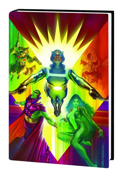 Guardians Of Galaxy Solo Classic Omnibus HC -- Avengers -- MAY150817