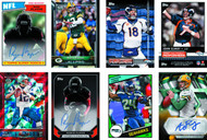 Topps 2015 Football Trading Cards T/C Box -- MAY151875