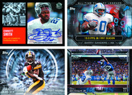 Topps 2015 Football Trading Cards T/C Jumbo Box -- MAY151876