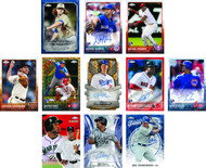 Topps 2015 Chrome Baseball Trading Cards T/C Box -- MAY151878