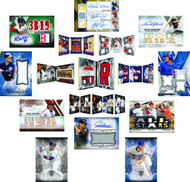 Topps 2015 Triple Threads Baseball Trading Cards T/C Box -- MAY151880