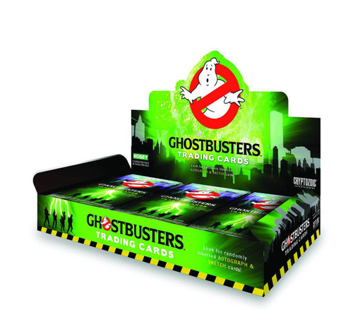 Ghostbusters Trading Cards T/C Box -- MAY151881