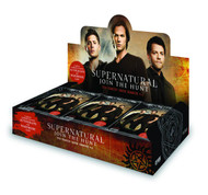 Supernatural Season 4-6 Trading Cards T/C Box -- MAY151883