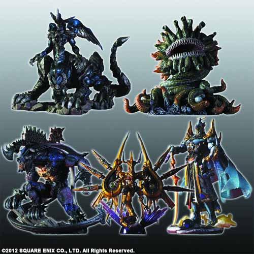 Final Fantasy Creatures Kai Set Vol 04 -- APR121826