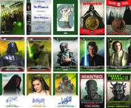 Star Wars 2015 Chrome Perspectives Trading Cards T/C Box -- MAY151885