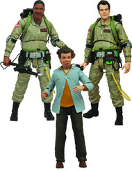 Ghostbusters Select Action Figure Series 1 Asst -- Diamond -- MAY152168