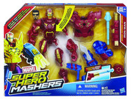 Avengers Sh Masher Electronic Iron Man Action Figure Case -- MAY152253