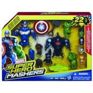 Avengers Sh Masher Ultimate Avenger Set Case -- MAY152254