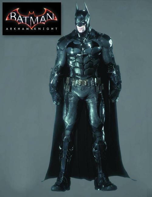 Batman Arkham Knight 1/4 Scale Action Figure -- Dark Knight -- MAY152260