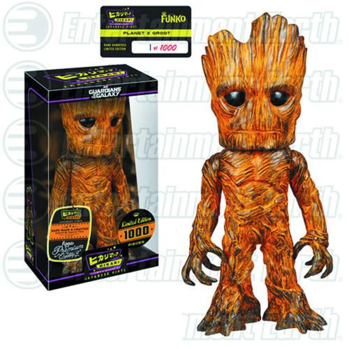 Hikari Guardians of the Galaxy Planet X Groot Fig Marvel -- MAY152322
