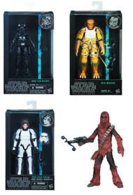 Star Wars Black 6-in Action Figure Assortment 201502 -- MAY152343