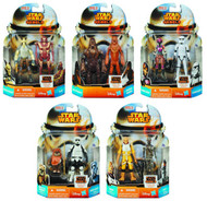 Star Wars Mission Series Action Figure Assortment 201502 -- MAY152344