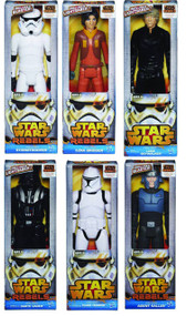 Star Wars Rebels 12in Action Figure Assortment 201401 -- MAY152346