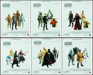 Star Wars Digital Collection Action Figure 4pk Assortment -- MAY152351