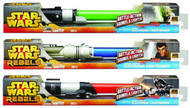 Star Wars Electronic Lightsaber Assortment 201501 -- MAY152352