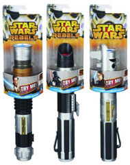 Star Wars Extended Lightsaber Assortment 201501 -- MAY152353