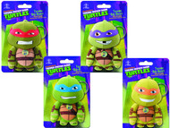 Teenage Mutant Ninja Turtles Bag BuddiesPlush Keychain 12pc -- MAY152362