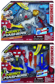 Transformers Hero Mash Elec Action Figure Assortment 201501 -- MAY152365