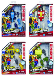 Transformers Hero Mashers 6in Action Figure Asst 201501 -- MAY152366
