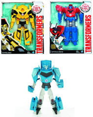 Transformers Hyper-change Heroes Assortment 201502 -- MAY152370