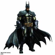 Batman Arkham Asylum Play Arts Kai Arm Batman Action Figure -- APR121855