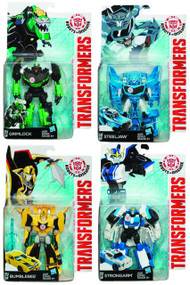 Transformers Rid Warriors Action Figure Assortment 201503 -- MAY152375