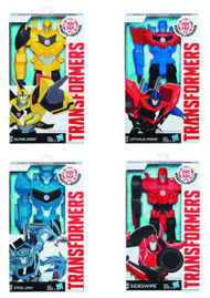 Transformers Titan Heroes Action Figure Assortment 201501 -- MAY152379