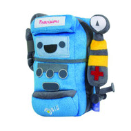 Team Fortress 2 Dispenser Blue Talking Plush -- MAY152391