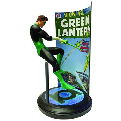 DC Comics Green Lantern Showcase #22 Premium Motion Statue -- MAY152398