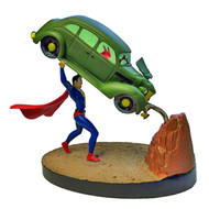 DC Comics Superman Action Comics #1 Premium Motion Statue -- MAY152399