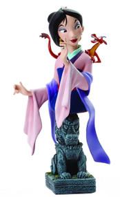Grand Jester Mulan & Mushu Mini-Bust -- MAY152405
