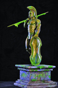 Frazetta Atlantis 1/4 Scale Statue -- MAY152407