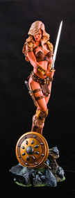 Arhian Head Huntress 1/4 Scale Statue -- MAY152411