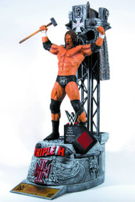 WWE Icon Series Triple H Resin Statue -- McFarlane Toys -- MAY152420