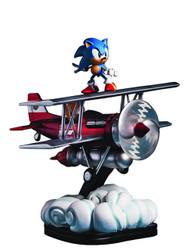 Sonic The Tornado Diorama Statue -- MAY152423