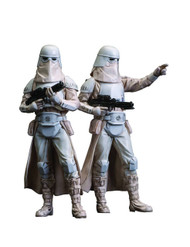 Star Wars Snowtrooper ARTFX+ Statue 2pk -- Kotobukiya -- MAY152428