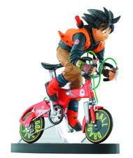 Dragonball Z DBZ Son Goku Real Mccoy 2.5 Desktop Statue -- MAY152456