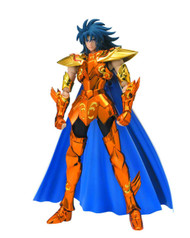 Saint Seiya Scm Sea Dragon Kanon Action Figure -- MAY152522