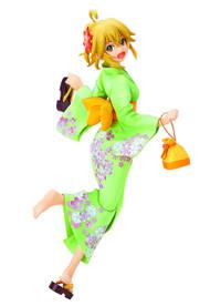 Idolmaster Miki Hoshii Yukata PVC Figure -- MAY152593