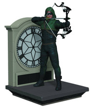 Arrow TV Bookend -- Green Arrow Oliver Queen  -- MAY152622