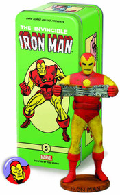 Classic Marvel Characters Series 2 #5 Iron Man -- AUG120096