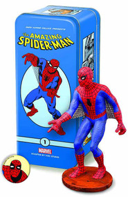 Classic Marvel Characters #1 Spider-Man -- AUG120097