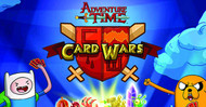 Adv Time Card Wars Pack 5 Display Lemongrab Vs Gunter -- MAY152740