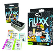 Cartoon Network Fluxx Card Game Display -- MAY152759