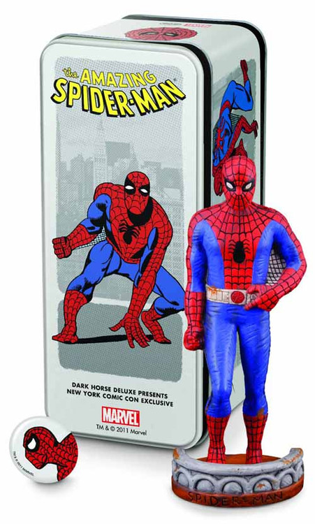 Classic Marvel Characters Spider Man NYCC Exclusive -- AUG120098